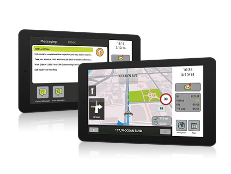 android tablet for drivers